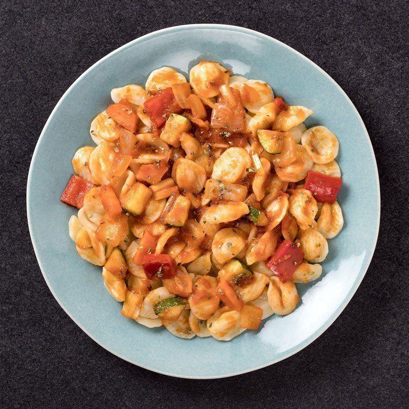 Orecchiette con verdura al forno (450 gr.)