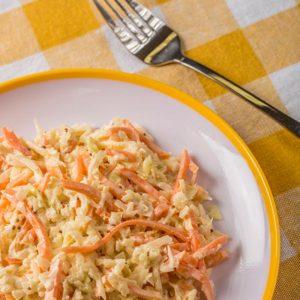 Coleslaw 2- ensalada de col